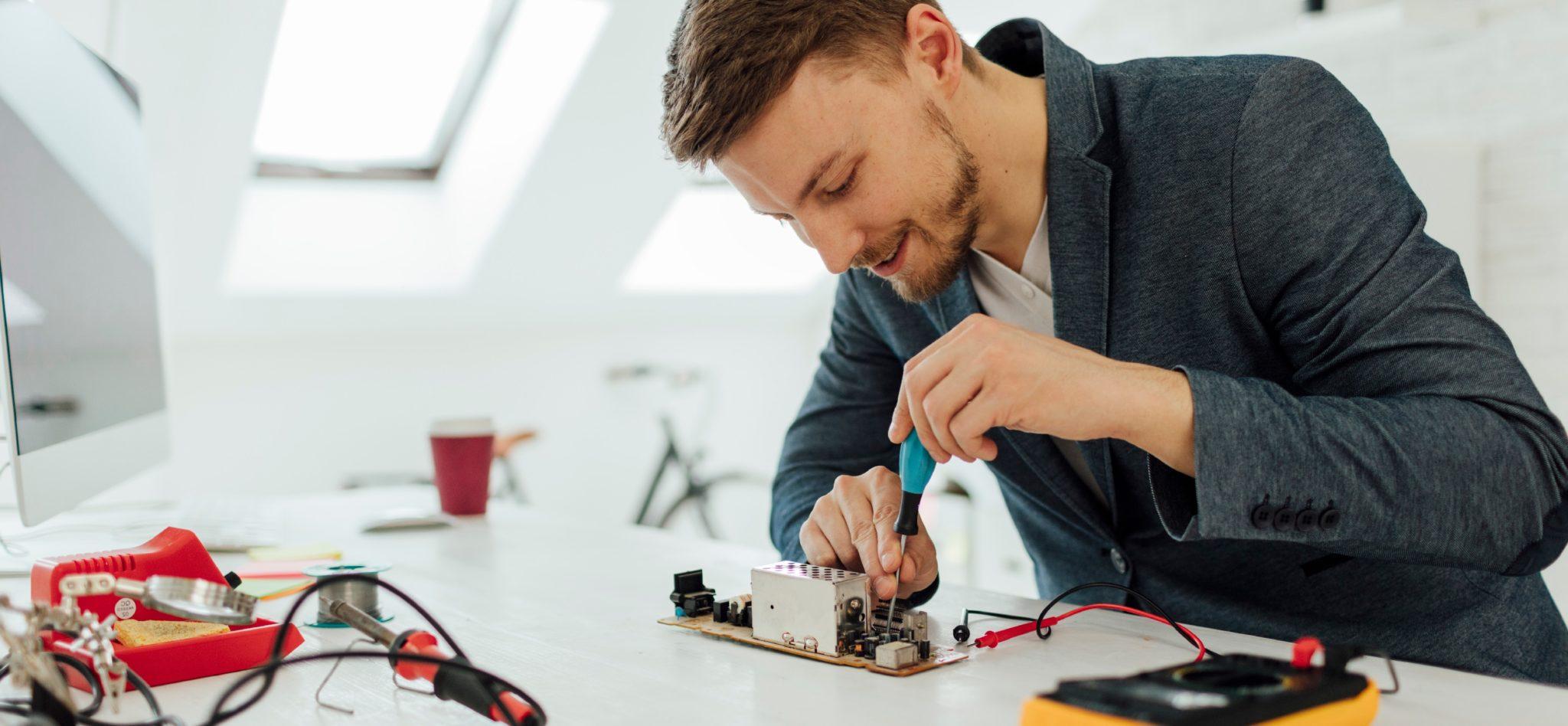 Monteur elektrotechniek