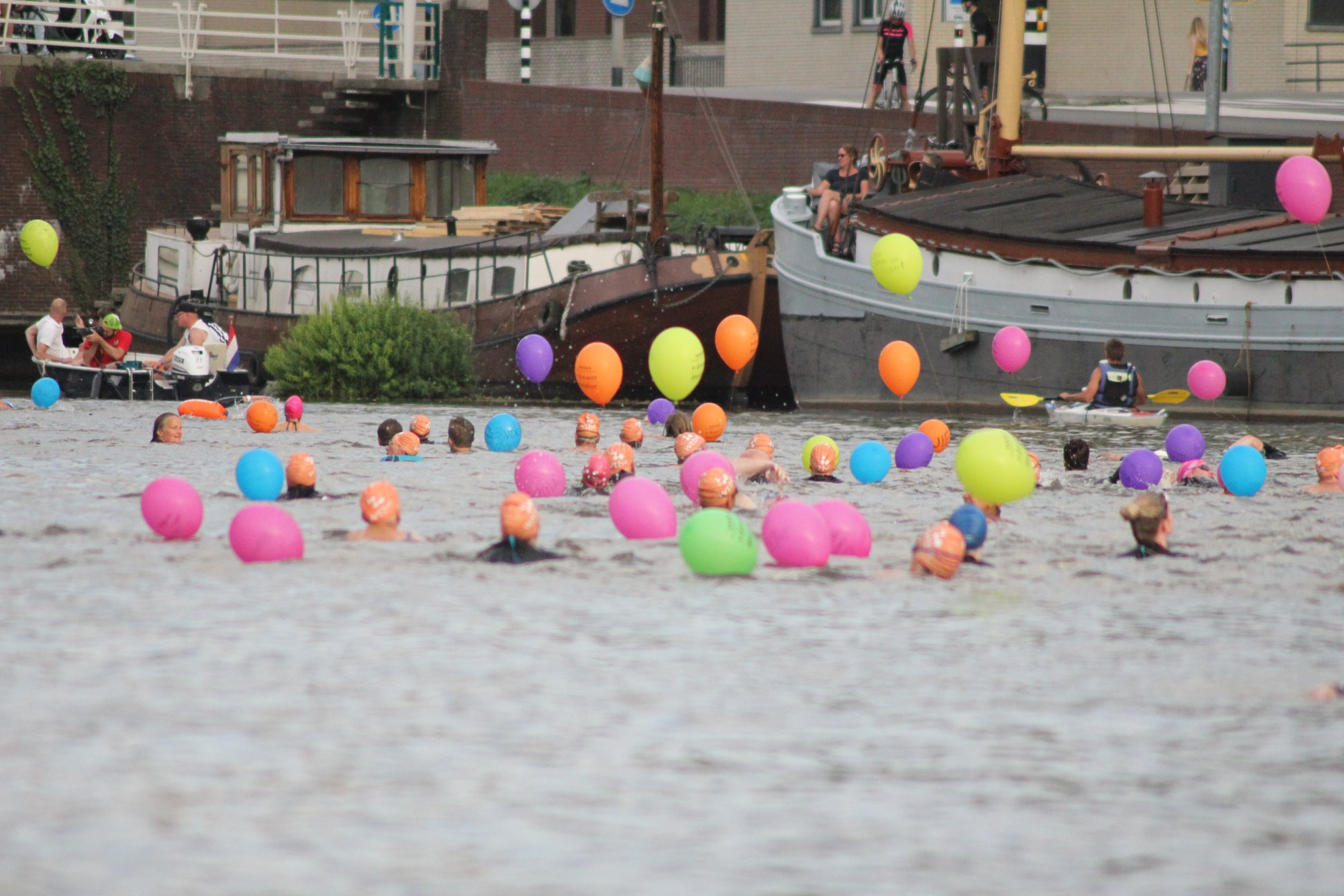 Swim Challenge Groningen